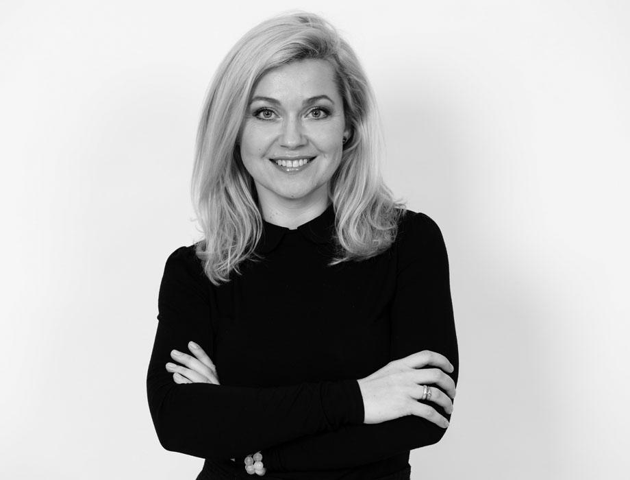 Lita Līpiņa – reklāmas projektu vadītāja