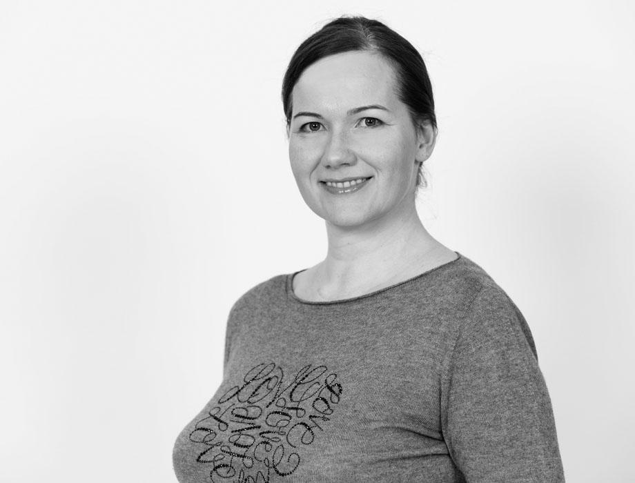 Sanita Bertmane – reklāmas projektu koordinatore