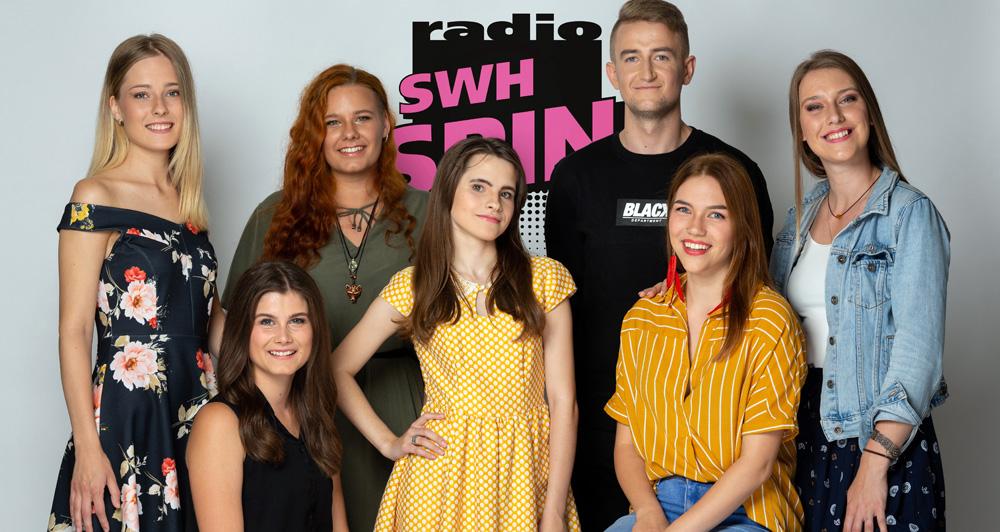 Liepājā sāks skanēt studentu radio pilsētai – Radio SWH Spin 94,6 FM