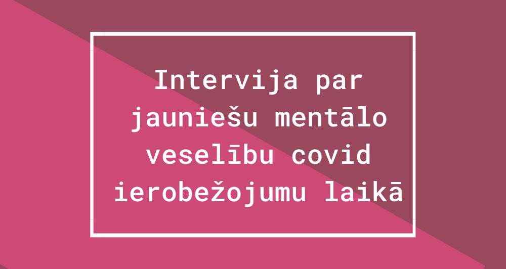 INTERVIJA AR JAUNIEŠU PUSAUDŽU RESURSU CENTRA SPECIĀLISTI ZANI