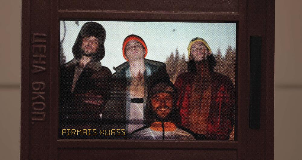 "Humorroka grupa ""Pirmais Kurss"" izdod singlu ""Izbrauciens"""