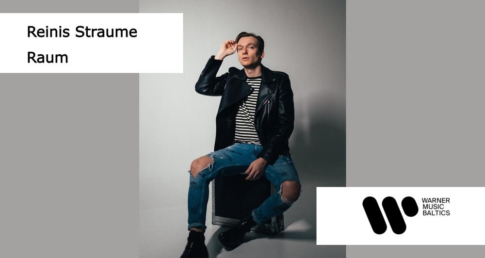 Warner Music Baltics izsludina pirmo mūziķi, ar kuru sadarbosies Latvijā