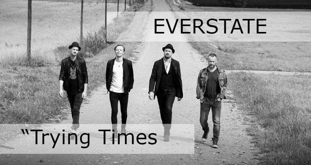 """Grupa """"Everstate"""" laiž klajā jaunu singlu"""